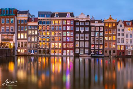 Damrak, Amsterdam