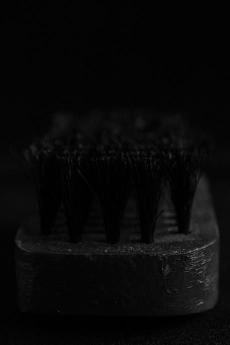 Low key brush