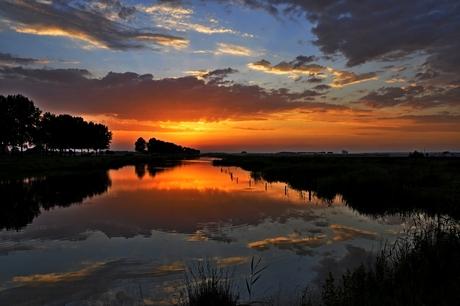 Huissen Sunset