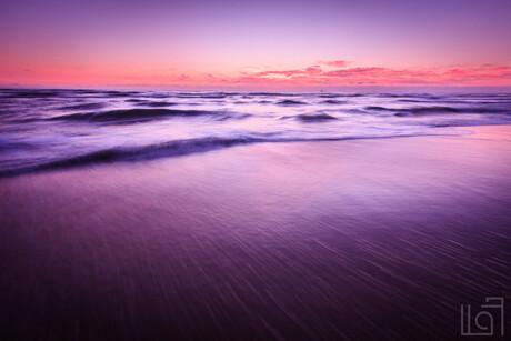 Het strand van Huisduinen