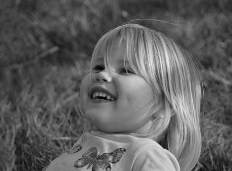 Als Ze Lacht..