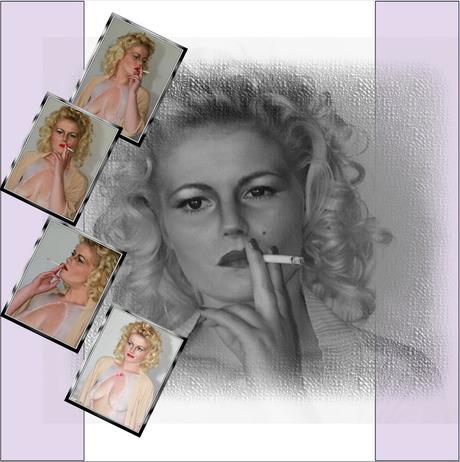 ff een sigaretje