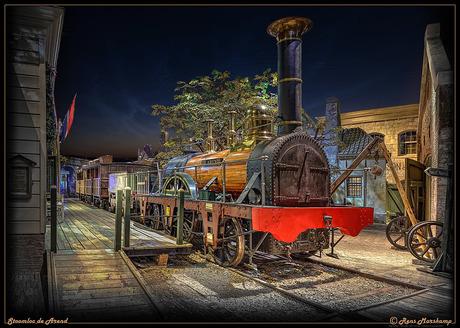 Stoomloc de Arend Spoorwegmuseum