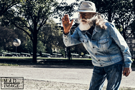 Old man Games