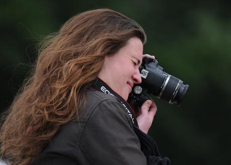 De fotografe ....