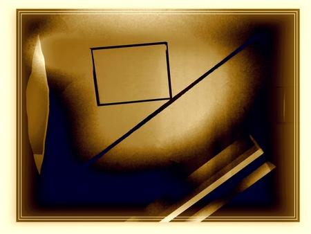 wazige ruimte - Tja  ?? - foto door Gooiseroos op 27-02-2021 - deze foto bevat: abstract, bewerkt, fantasie, kunst, bewerking, sfeer, sepia, creatief, bewerkingsuitdaging