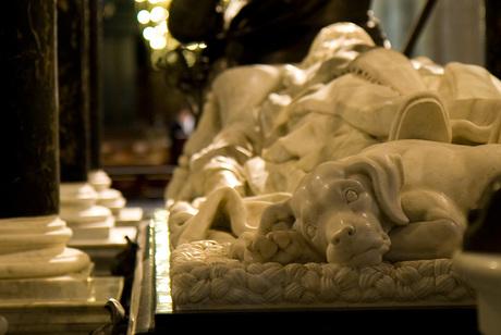 De hond van Willem I