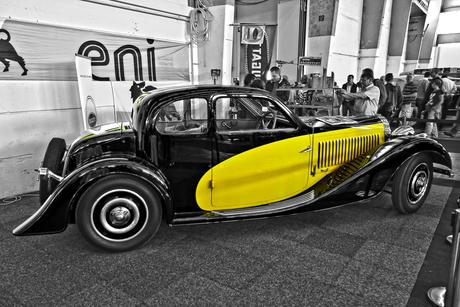 Bugatti T57 Ventoux Coupé 1934 (7377)
