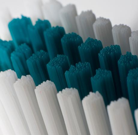 Vergeet je tandenborstel niet