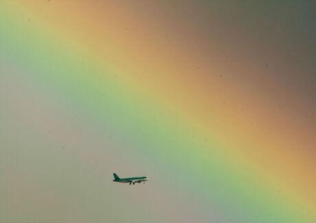 Bestemming Regenboog