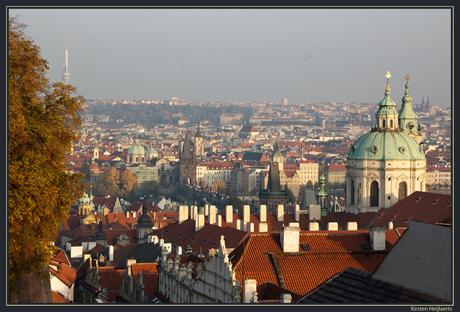Herfst in Praag