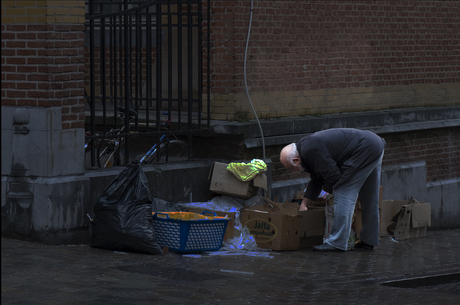 Poverty in Brussels