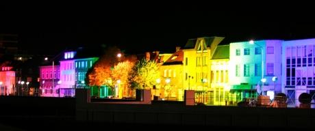 Venlo bekend kleur panorama