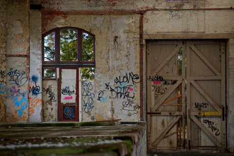 oud pakhuis
