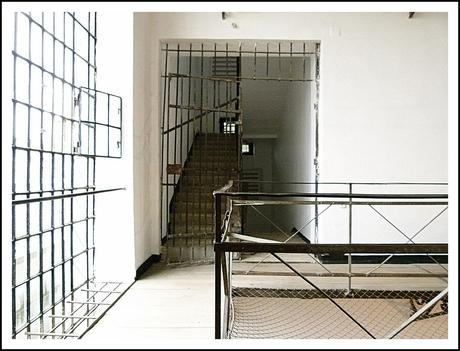 ROMANIA Gevangenis Muramures tijdens Ceauşescu