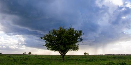 Naderende storm