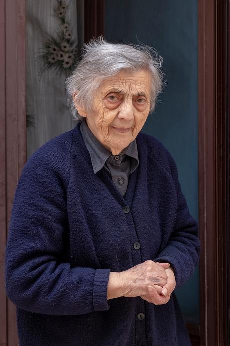 Italiaanse vrouw