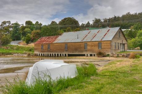 boothuis Tasmanie