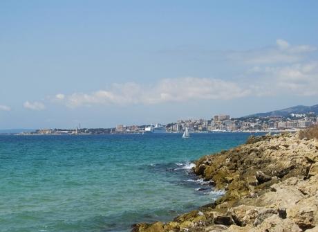 langs de kust van mallorca