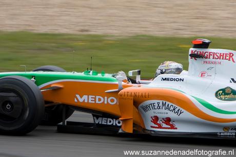 Sutil @ Nurburgring'09