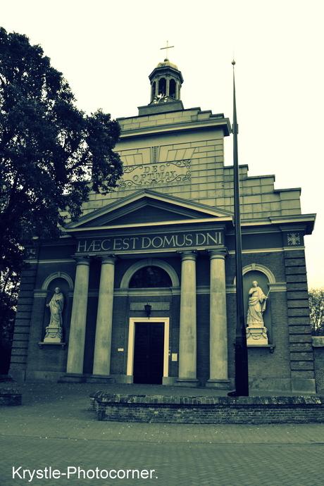 Mystic church part 2.