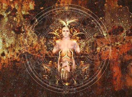 cosmic-goddess