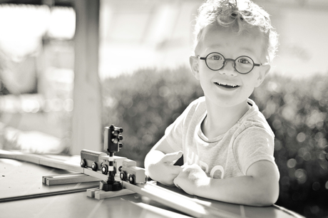 Playing with trains 3