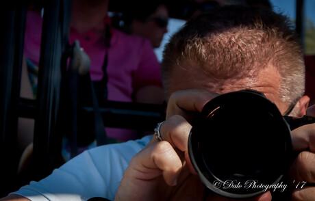 De fotograaf zelf ....
