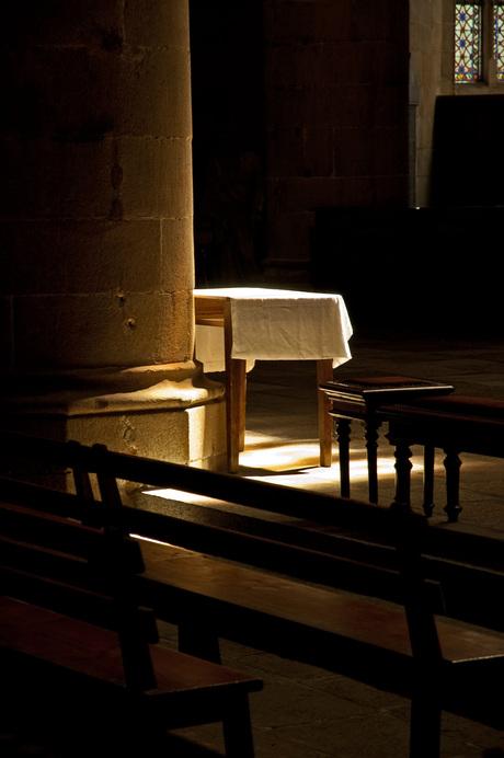 Kerk in Dinan
