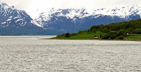 de Kâfjord oversteek