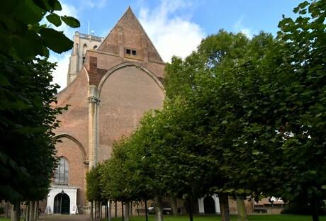 St.Catharijnekerk in Brielle