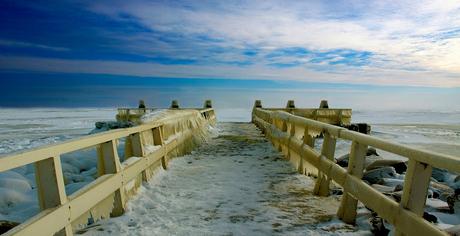 pier .afsluitdijk