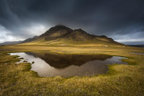 Herfst in IJsland