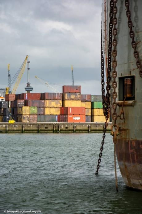 Waalhaven Rotterdam