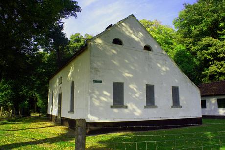 Boswachtershuis Savelsbos