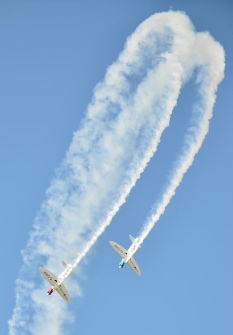 Vliegshow Den Helder