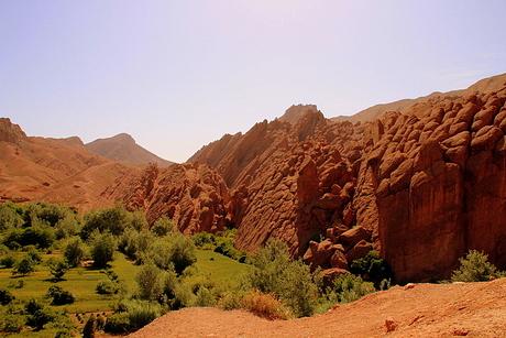 Atlasgebergte 2 (Marokko)