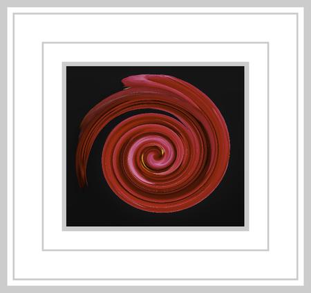 Creatief met kleuren  - Dit is een foto die omgevormd is met P.S. heel boeiend om te doen. - foto door jos1953 op 07-04-2021 - locatie: Hasselt, België - deze foto bevat: fotolijst, wiel, rechthoek, schilderen, kunst, kunst verf, lettertype, paars, magenta, automotive wielsysteem