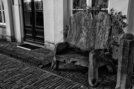 stoel hout wijkbijduursteden