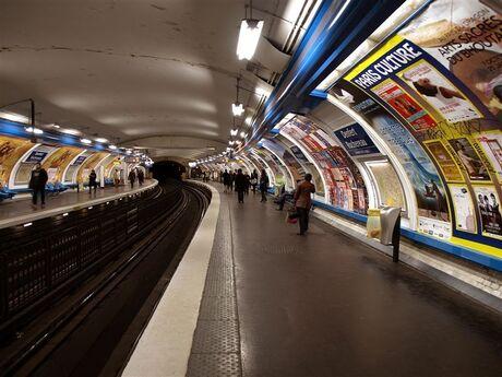Le Metro - Parijs 2009 - 7