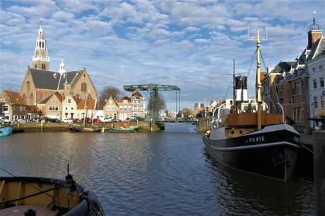P1140196 Maassluis Binnenhaven 24 feb 2021
