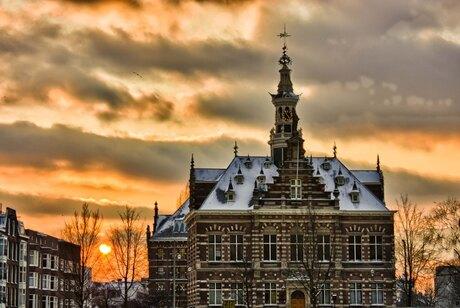 Winter in Amsterdam II