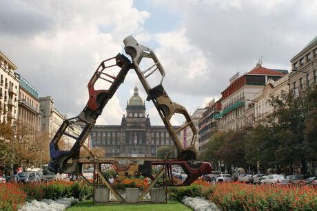 Kunst in Praag