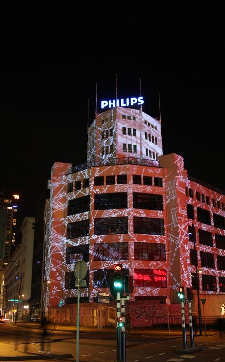Eindhoven Glow / Philips Lighting