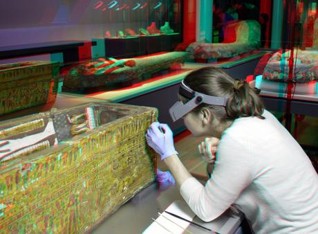 restoration Amon mummykisten RMO Leiden 3D