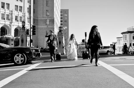 bruid San Fransisco