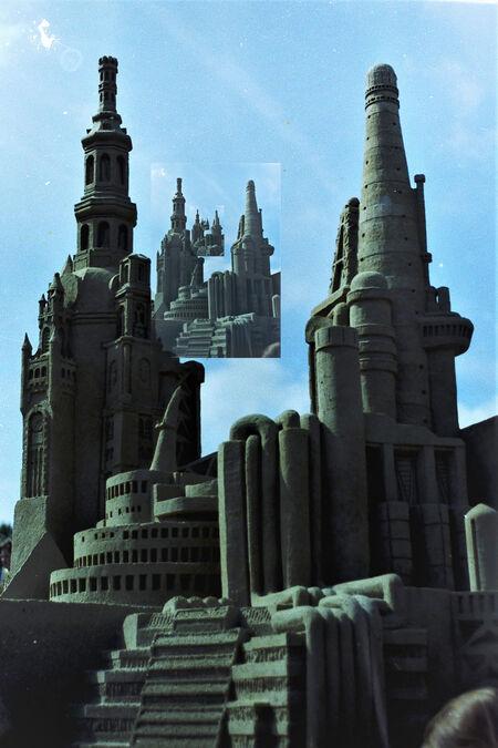 PICT0004 (2) - dit is een kasteel bewerkt analoog - foto door ltomey op 09-01-2021