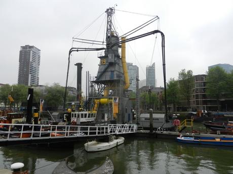 Graanzuiger, Rotterdam, Leuvehaven