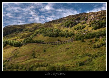 highlands in Schotland