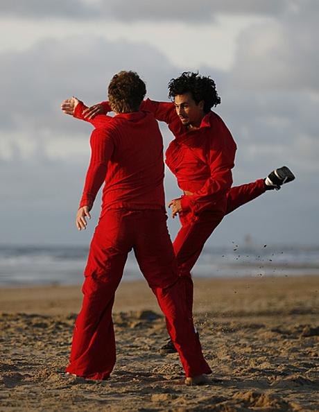 Stranddans #3